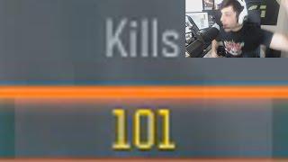 INSANE 100 KILLS 1 GAME