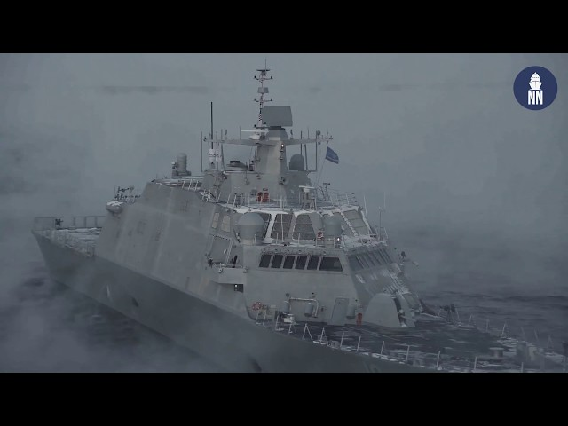 Freedom-class LCS Lethality Upgrade - Lockheed Martin at SNA 2020