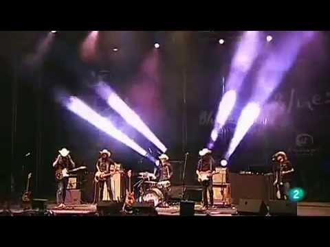 Los Coronas - Blues Cazorla 2013 (completo)