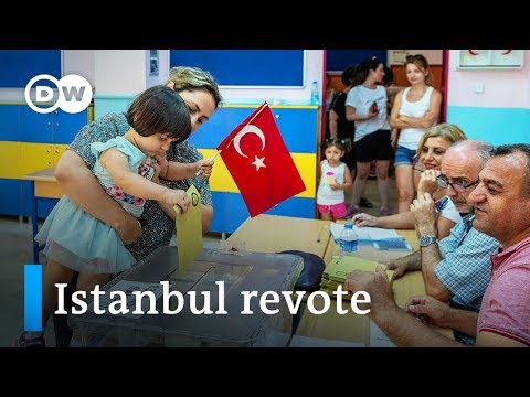Why is the Istanbul mayoral election so important for Erdogan? | DW News