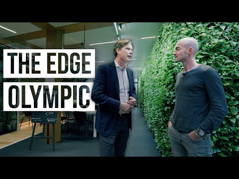 Workspace-Tour at the EDGE OLYMPIC | Podcast with Coen van Oostrom Part 2