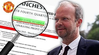 THE TRUTH: ED WOODWARD AT MAN UTD