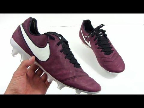 ed8bd3a7cc70 Pirlo Nike Tiempo Legend VI Unboxing - YouTube