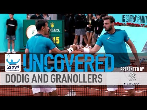 Dodig Granollers Uncovered 2017
