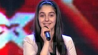 X Factor 3-Lsumner 3-rd or- Hasmik Karapetyan 10 05 2014