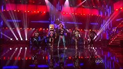 LMFAO & Halloween House on AMA 2011 (American Music Awards)
