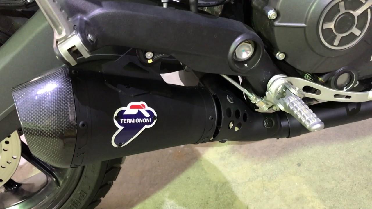 Ducati Scrambler Cafe Racer Price