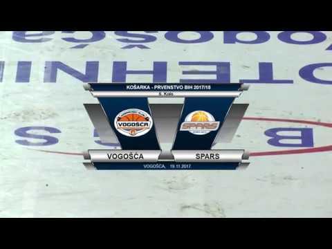 Vogosca vs Spars ◘ 6 kolo ◘ KSBIH