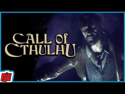 Call of Cthulhu Part 14   Horror Game   PC Gameplay Walkthrough   2018