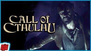 Call of Cthulhu Part 14 | Horror Game | PC Gameplay Walkthrough | 2018