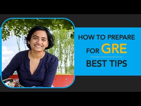 How to crack GRE - Best Preparation Tips