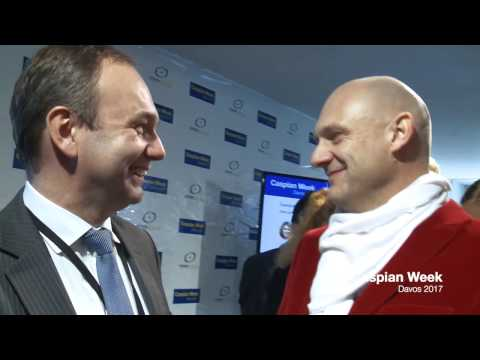 Caspian Week Conference: Day Four (Davos, 2017)