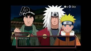 Naruto Clash of Ninja Revolution: Episode 3 Naruto