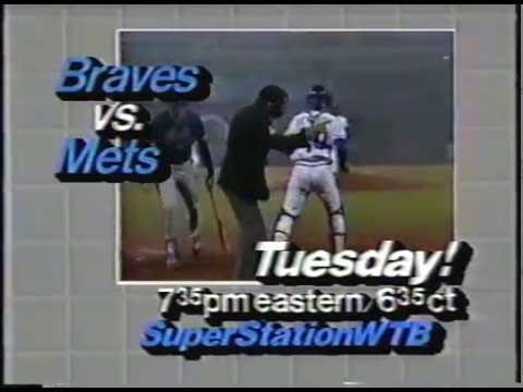 TBS Braves Baseball and hiring promo (1983)