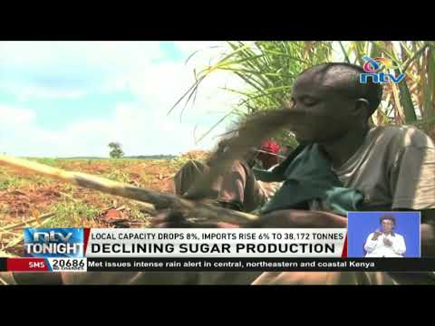 Sugar produced locally fails to satisfy the market, rising importation of commodity