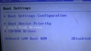 видео Как запустить восстановление системы на ноутбуке Asus в БИОС