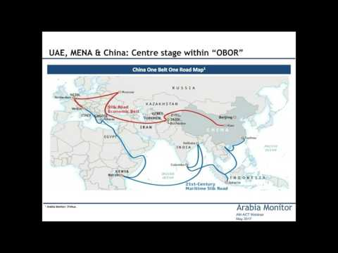 The desert and the dragon – what do treasurers need to know about China-UAE trade?