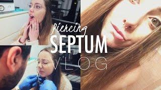 SEPTUM \\ Nuovo Piercing | VLOG