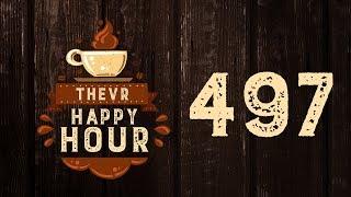 Huawei botrány & Főzős műsorok & Cukormentes italok   TheVR Happy Hour #497 - 05.20.