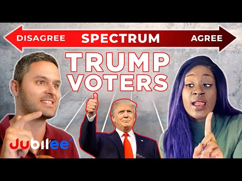 Do All Trump Voters Think the Same? | Spectrum: Election 2020 (Part 1)