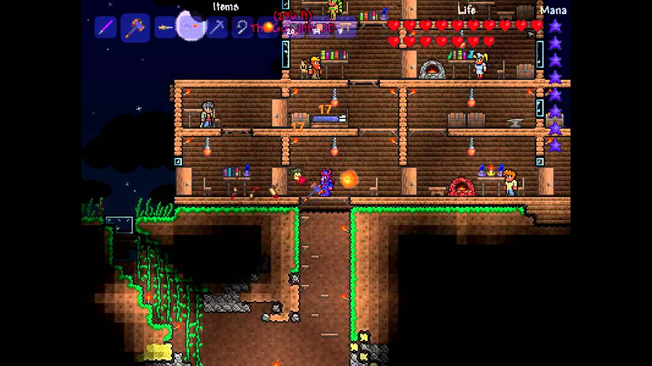 terraria how to find sky islands