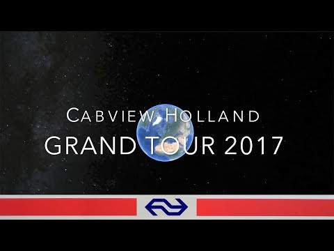CABVIEW Grand Tour of HOLLAND: a BIG THANK YOU for 2,000,000 VIEWS! 2017