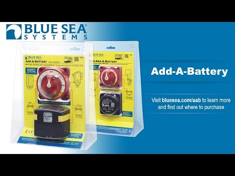 Blue Sea Add A Battery Wiring Diagram from i.ytimg.com