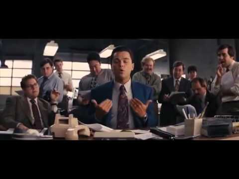 Sales Speech / Cold Calling : The Wolf of Wall Street