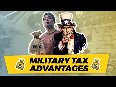 Taxes In The Military | What YOU Need To Know 🇺🇸