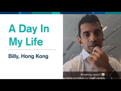 A Day In My Life: Billy