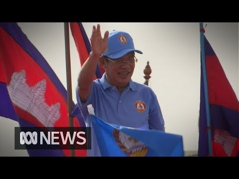 Australia rules out sending diplomats to monitor 'sham' Cambodian election