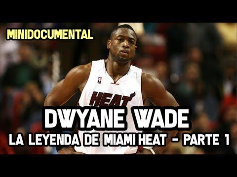 Dwyane Wade - Su Carrera NBA (Parte 1)   | Mini Documental NBA