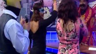 Repeat youtube video ARRIMON A CONDUCTORA DE ALMOHADAZO EN VIVO