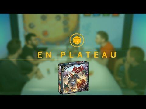 Arena: For the Gods! - En Plateau