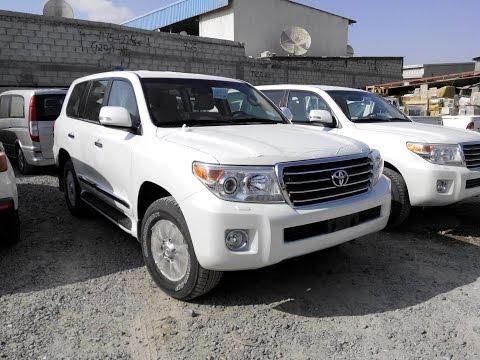 Toyota Land Cruiser GXR Diesel 2015 in Dubai