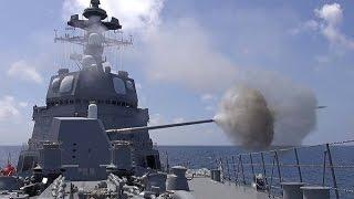 【凄過ぎて絶句・・・】海上自衛隊の護衛艦「ふゆづき」 豪州20カ国訓練にて他国を魅了!!  世界で唯一日本だけが持っている護衛艦の実力とは?