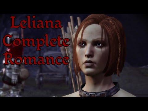 Dragon Age Origins - Leliana Complete Romance