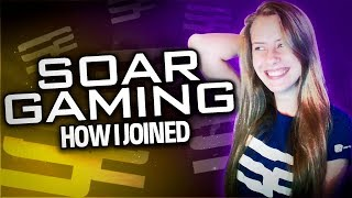 How I Joined SoaR (EMBARRASSING)