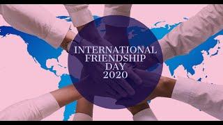 International Friendship Day 2020  30th July 2020  Thank you Friends Er. Jaspreet Singh