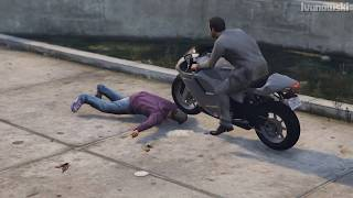 GTA 5 Random Moments: #9 (Grand Theft Auto V Compilation)