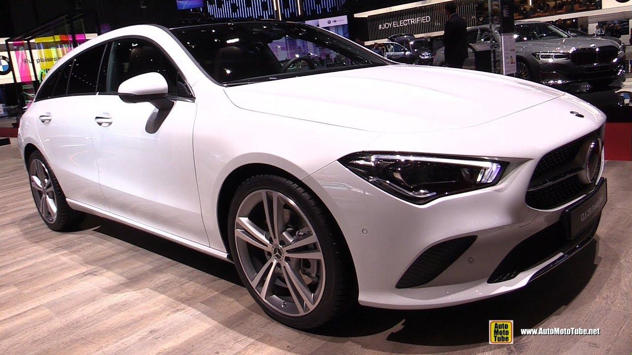 2020 Mercedes CLA 250 Shooting Brake - Exterior and Interior Walkaround - 2019 Geneva Motor Show