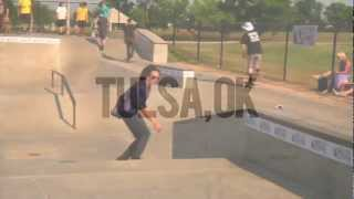 Zumiez Best Foot Forward Tulsa 2012