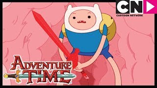 Время приключений В мире духов Cartoon Network