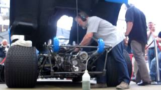 mise en route moteur v12 Matra ms 670