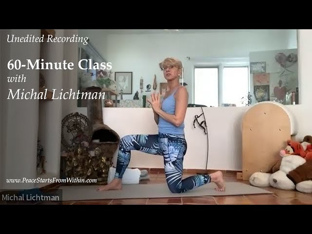 60-Minute Class – ✨Unfold the light within✨