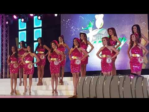 Miss Tanjay 2017 - Production No., Guest stars Jessy Mendiol
