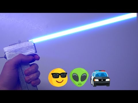 How to Make a Weapons Grade Laser ( Class IV 2000mW Laser Tutorial - PLTB450B )