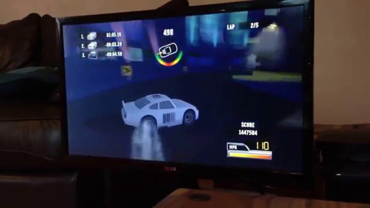Vin Car Race O Rama