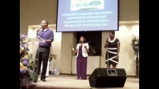 Urban Praise Father's Day 2013