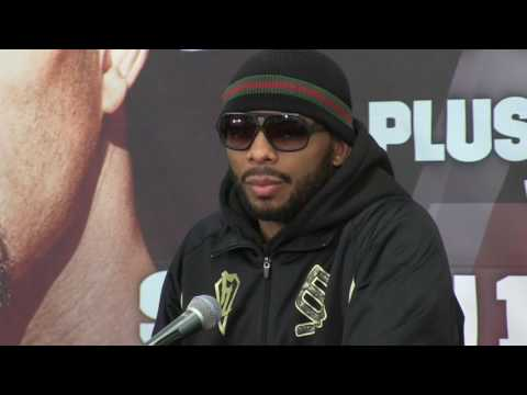 'NO REMATCH' - BADOU JACK LEFT FRUSTRATED & ANGRY  AFTER DRAW WITH JAMES DeGALE IN BROOKLYN